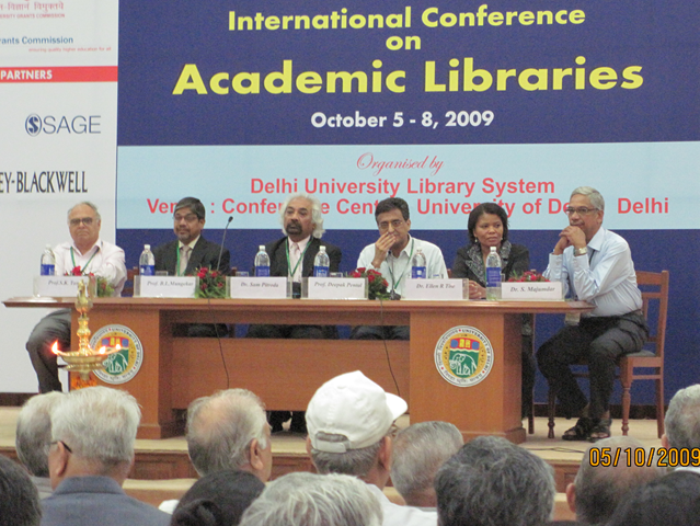 Indian Institute of Library and Information Science – LibraryNext